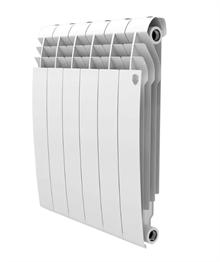 Радиатор биметаллический Royal Thermo BiLiner 500 6 секций - фото 10092
