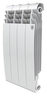Радиатор биметаллический Royal Thermo BiLiner 500 4 секции - фото 10094