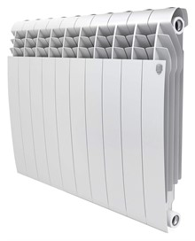 Радиатор биметаллический Royal Thermo BiLiner 500 10 секций - фото 10101