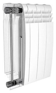 Радиатор биметаллический Royal Thermo BiLiner 500 12 секций - фото 10102