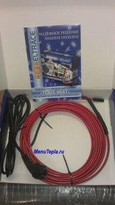 Саморегулирующийся нагревательный кабель Traceco 10 метр - фото 5960