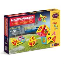 Магнитный конструктор MAGFORMERS 63143/702004 Tiny Friends - фото 7922
