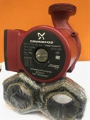 Циркуляционный насос Grundfos UPS 25-60 180 (с гайками)