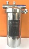 Фильтр магистральный Гейзер Тайфун 20 ВВ фильтр (32067) с Арагон-3 картриджем