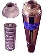 Скважинный насос Водолей Промэлектро БЦПЭ 0,32-40У (50/60)