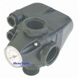 Реле давления с манометром PM5-3W (Italtecnica)