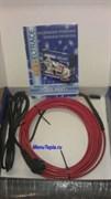 Саморегулирующийся нагревательный кабель Traceco 22 метра