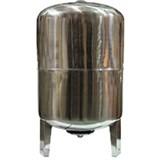 Гидроаккумулятор из нержавеющей стали 100 л вертик