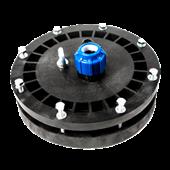 Оголовок герметичный скважинный ОГС 125-165/32 прямой