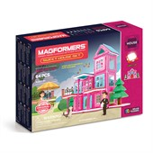 Магнитный конструктор MAGFORMERS 705001 Sweet House Set
