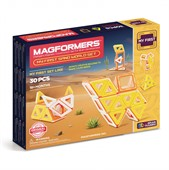 Магнитный конструктор MAGFORMERS 702010 My First Sand World