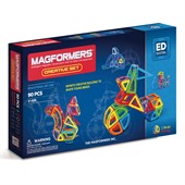 Магнитный конструктор MAGFORMERS 63118/703004 Creative 90
