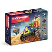 Магнитный конструктор MAGFORMERS 63131/707006 Racing с пультом