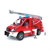Mercedes Sprinter пожарная машина Bruder 02-532
