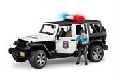 Внедорожник Jeep Wrangler Unlimited Rubicon Полиция с фигуркой 02-526