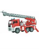 Пожарная машина MAN с лестницей, помпой, светом и звуком Bruder 02-771