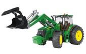 Трактор John Deere 7930 с погрузчиком Bruder 03-051