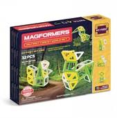 Магнитный конструктор MAGFORMERS 702009 My First Forest 32