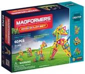 Магнитный конструктор MAGFORMERS 63110/703003 Neon color 60