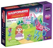 Магнитный конструктор MAGFORMERS 63134/704003 Princess