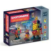 Магнитный конструктор MAGFORMERS 63137/709004 Walking Robot