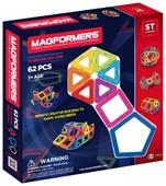 Магнитный конструктор MAGFORMERS 63070/701007 Standart 62
