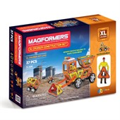 Магнитный конструктор MAGFORMERS 63080/706003 XL Cruiser Construction Set