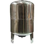 Гидроаккумулятор из нержавеющей стали 80 л вертик
